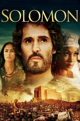 Poster of Solomon