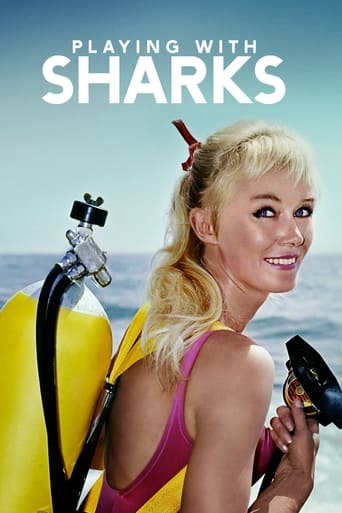 Poster Playing with Sharks: The Valerie Taylor Story