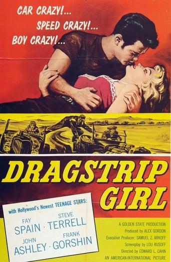 Poster of Dragstrip Girl