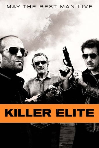 Poster of Killer Elite