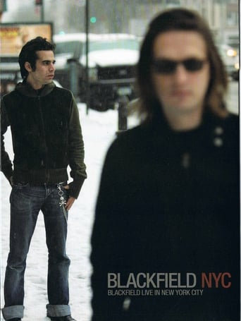 Play Blackfield: Live in NYC