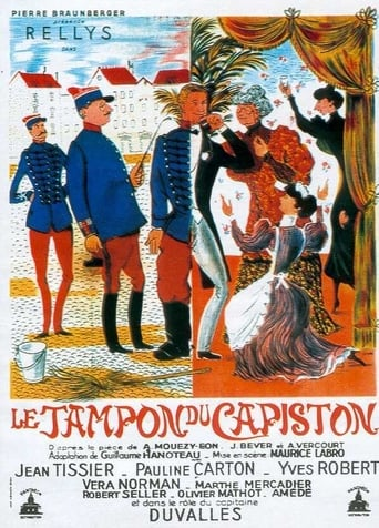 Poster of Le Tampon du capiston