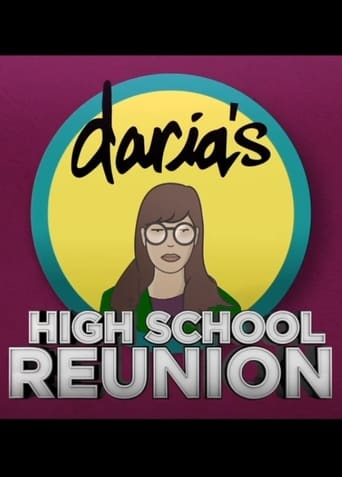 Poster of Daria: High School Reunion
