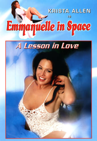 Emmanuelle in Space 3: A Lesson in Love Movie Poster