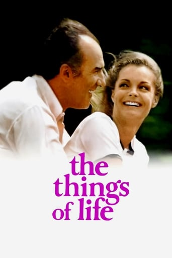 Poster of The Things of Life