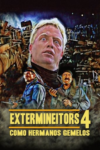 Poster of Extermineitors IV: As Twin Brothers