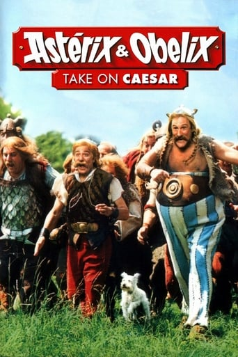 Poster of Asterix & Obelix Take on Caesar