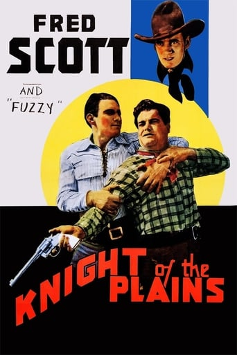 Poster of Knight of the Plains