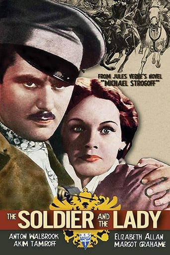 Poster of The Soldier and the Lady
