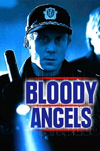 Official movie poster for Bloody Angels (1998)