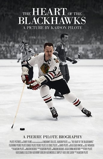 Poster of The Heart of the Blackhawks