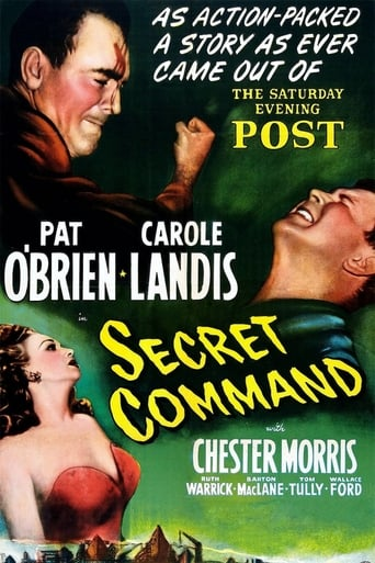 Poster of Secret Command