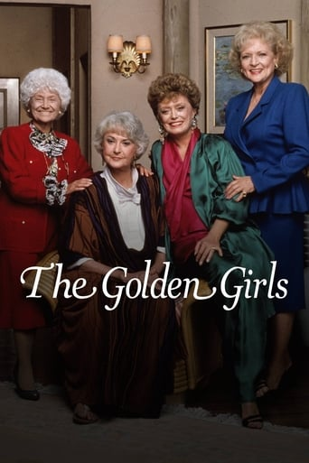 Poster of The Golden Girls