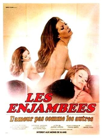 Poster of Les enjambées