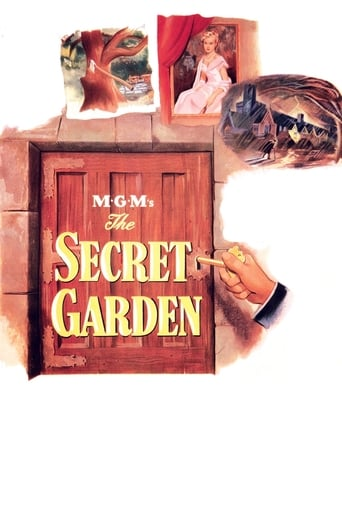 Poster of The Secret Garden