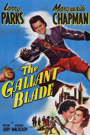 Poster of The Gallant Blade