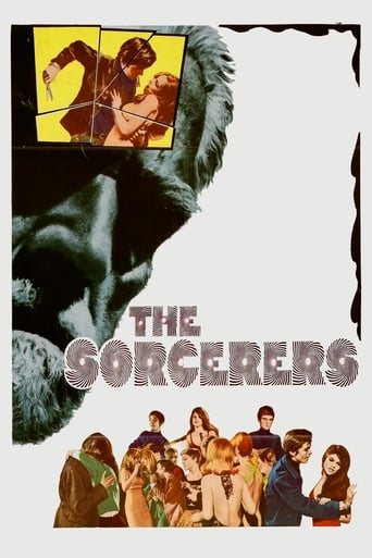 Poster of The Sorcerers