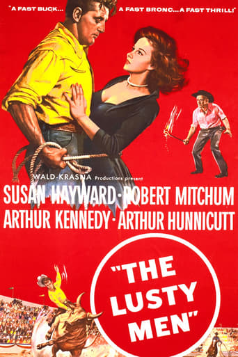 Poster of The Lusty Men