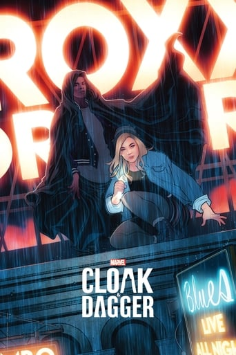 Poster of Marvel's Cloak & Dagger fragman