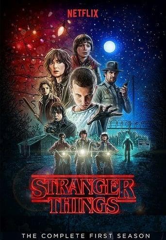 Keisti dalykai / Stranger Things (2016) 1 Sezonas