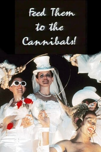 Poster of Feed Them to the Cannibals!