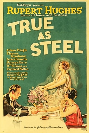 Poster of True As Steel