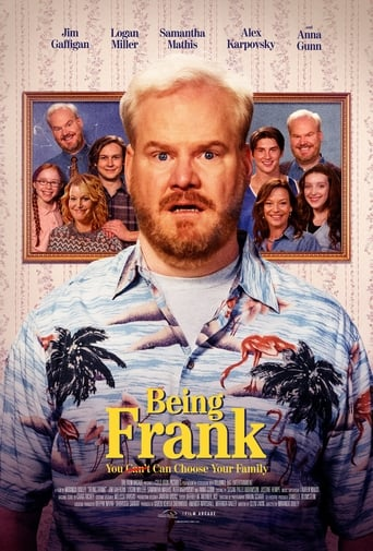 Being Frank Poster