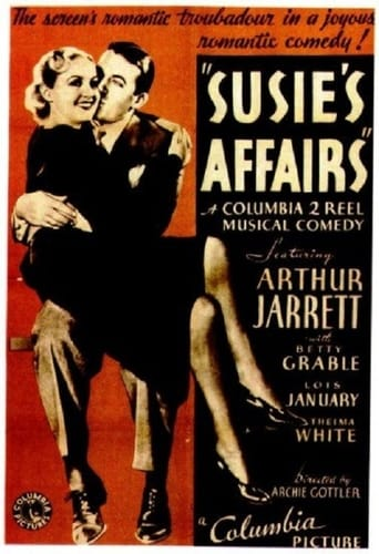 Susie's Affairs Movie Poster