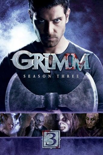 Grimm Contos de Terror 3ª Temporada - Poster