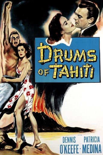 Poster of Drums of Tahiti