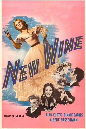 Poster of New Wine