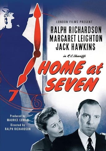 Poster of Home at Seven