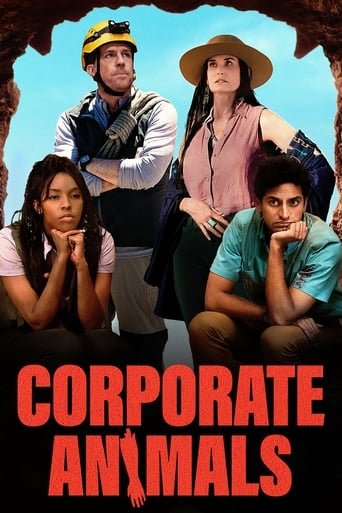 Poster of Corporate Animals