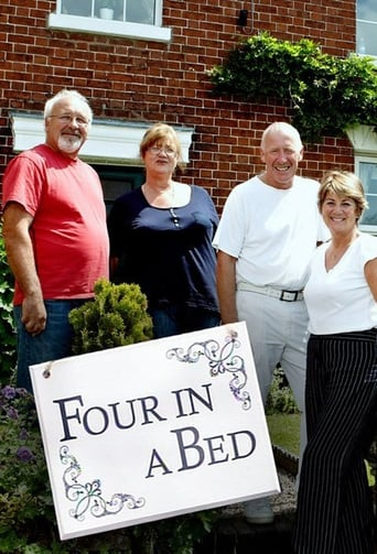Capitulos de: Four in a Bed
