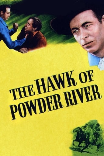 Poster of The Hawk of Powder River