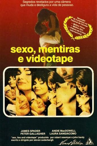 Sexo, Mentiras e Videotape - Poster