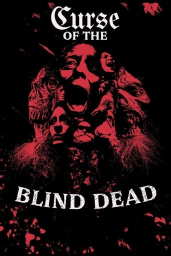 Poster Curse of the Blind Dead