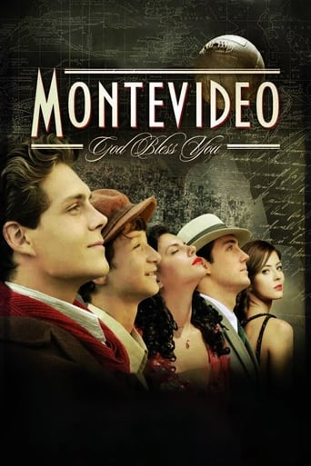 Watch Montevideo, God Bless You! Online Free Putlocker