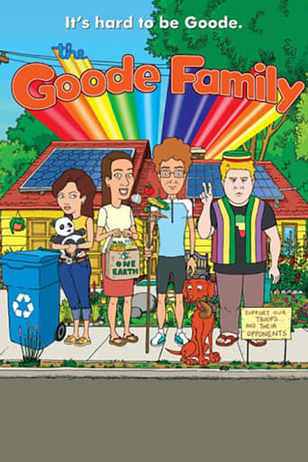 Poster of The Goode Family