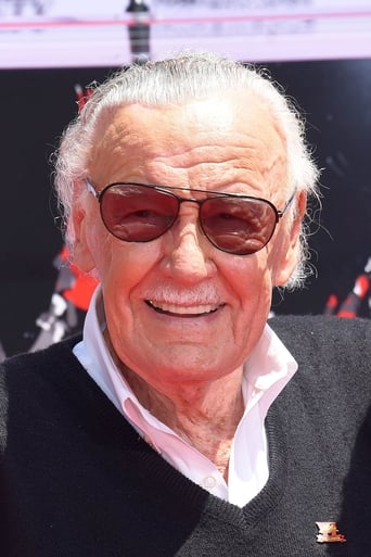 Stan Lee - Executive Producer / Comic Book