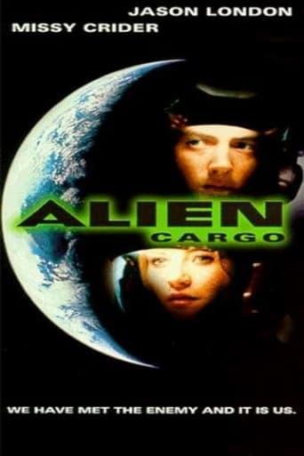 Poster of Alien Cargo