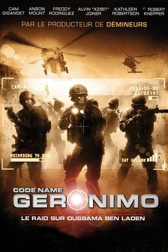 Poster of Code name Geronimo