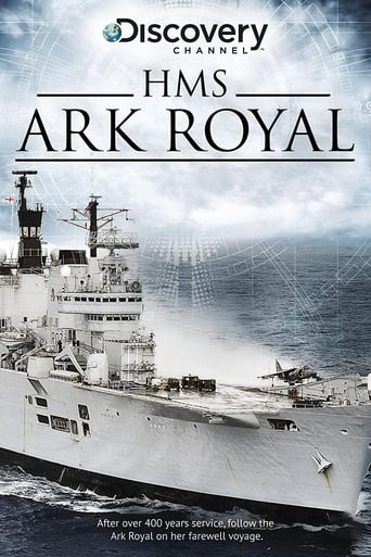 Poster of HMS Ark Royal