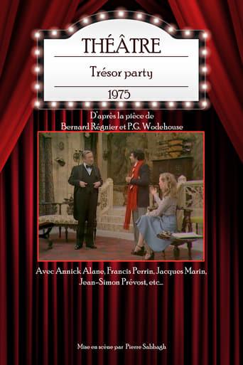 Poster of Trésor party
