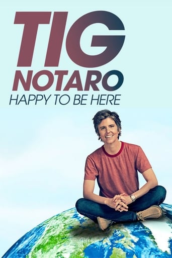 Poster of Tig Notaro: Happy To Be Here