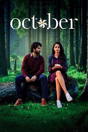 Poster of October