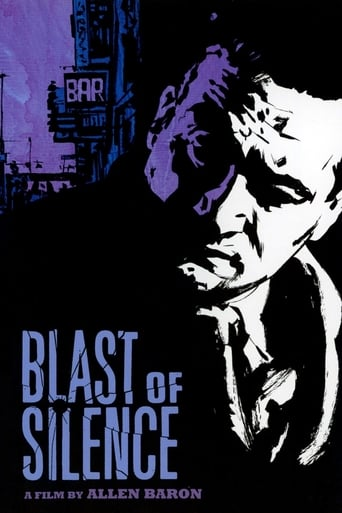 Blast of Silence Poster