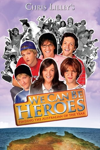 Watch We Can Be Heroes: Finding The Australian of the Year Online Free Putlocker