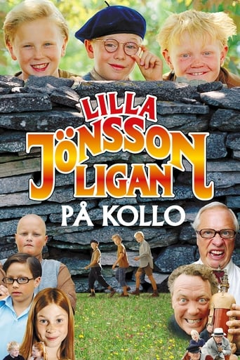 Lilla Jönssonligan på kollo Movie Poster