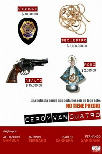 Poster of Cero y van cuatro